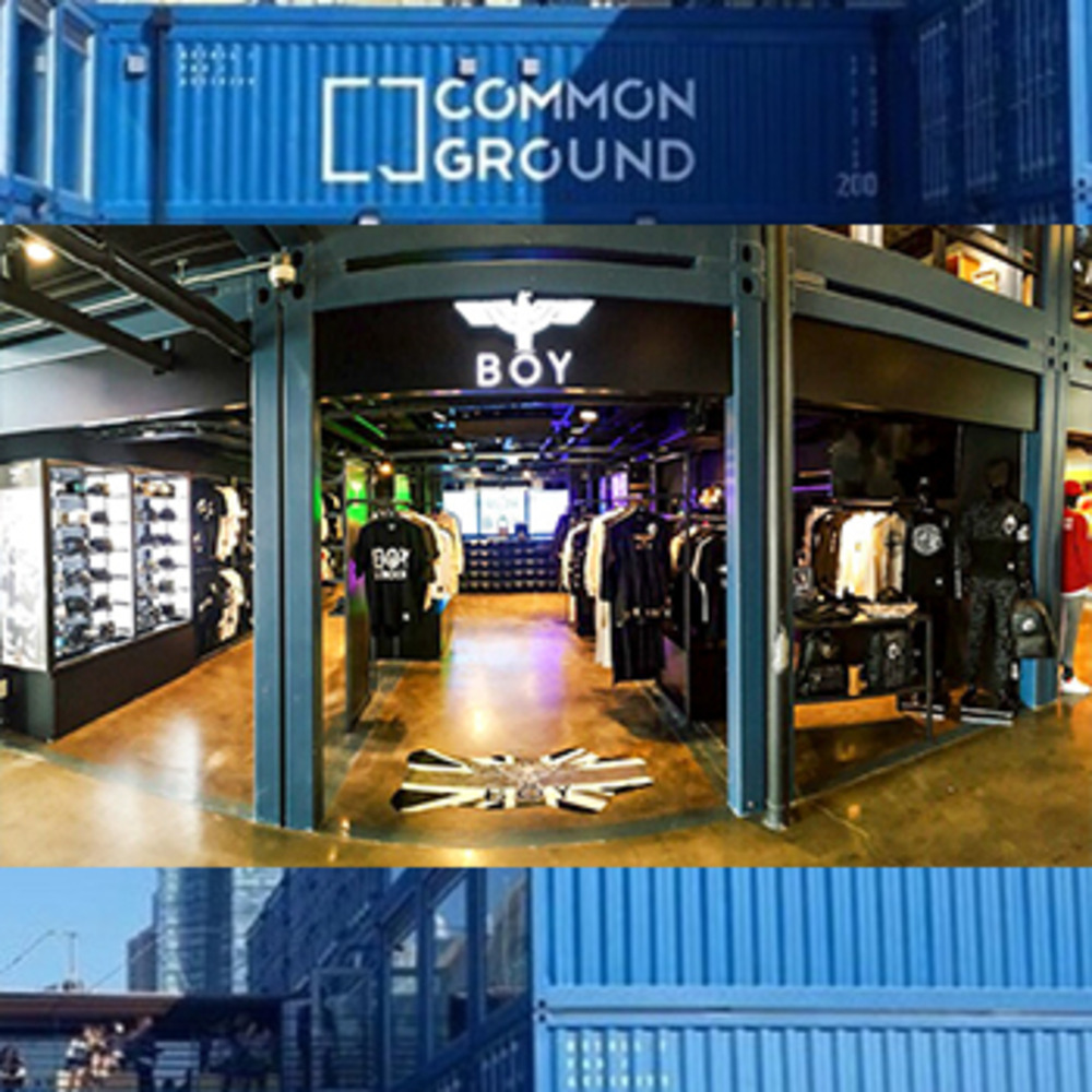 BOYLONDON COMMONGROUND STORE
